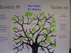 Woking vision tree for 2020