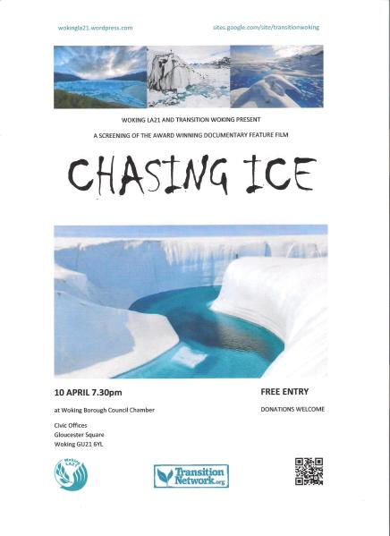Chasing Ice Poster 001